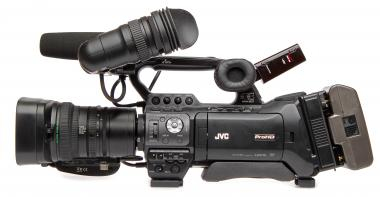 GY-HM850U ProHD SHOULDER CAMCORDER